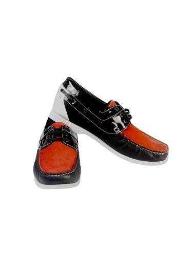 Wessi Bağcıklı Ayakkabı Kırmızı